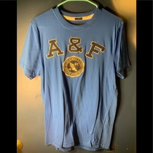Abercrombie and fitch muscle t shirt
